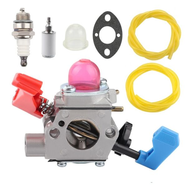 For Craftsman Blower Carburetor WT784 530071465 530071632 530071775 Air Filter