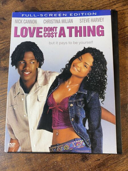 Love Don#x27;t Cost a Thing DVD Troy Beyer 2003 $4.10