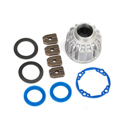Traxxas 8581X: Carrier differential aluminum front or center x ring gaskets AU $36.99