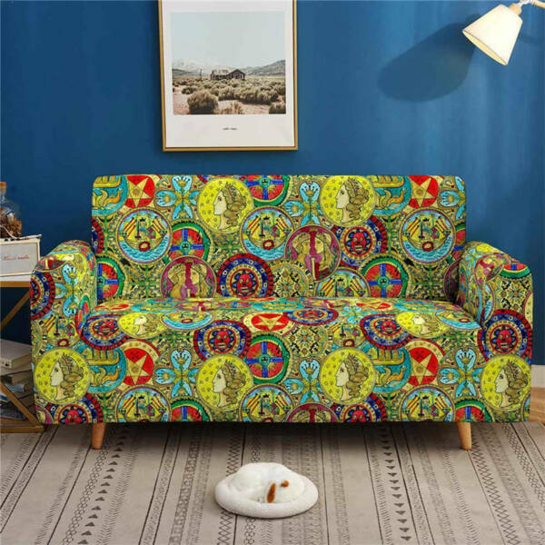 ClassicalStretch Sofa Cover Lounge Couch Slipcover Recliner Protector Washable AU $43.11