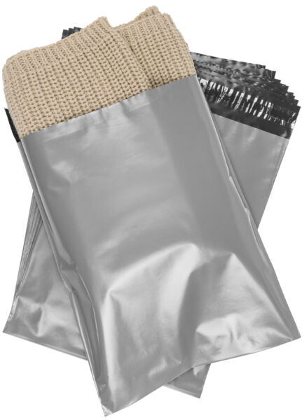 200 Pack 10x13quot; Durable Poly Mailers Shipping Envelopes Self Sealing Secure Bags $13.99