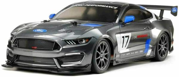 Tamiya 1 10 Electric Assembly Kit Ford Mustang GT4 TT 02 Chassis from JAPAN $223.48