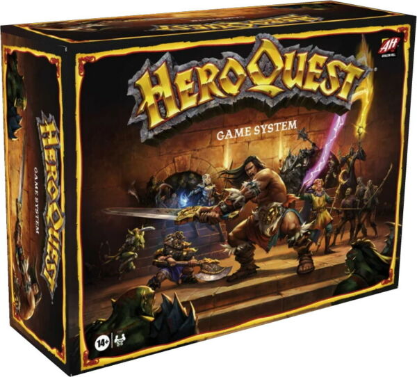Hero Quest Game System individual replacement pieces including Quest Packs