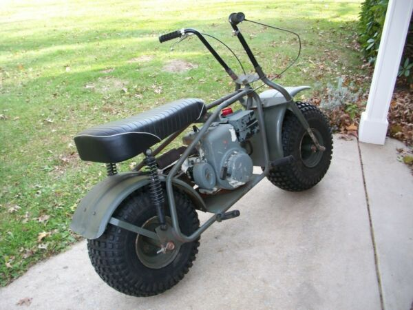 VINTAGE HEALD SUPER BRONC MINI BIKE MINIBIKE $750.00