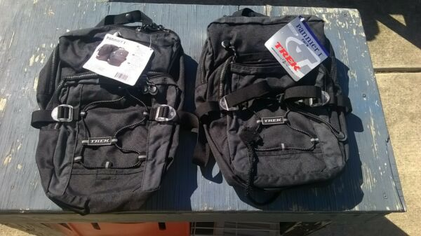 Brand New Trek Pannier I Bags for Bicycle Rear Rack. Super Nice. $80.00