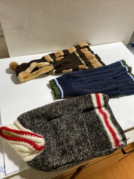 Male Dog Clothes Small Lot Of 3 $7.00
