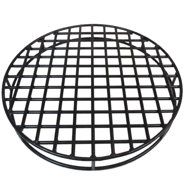 """29.5"""" Round Heavy Duty Steel Grate for Outdoor Firepit Above Ground fire Grate"""