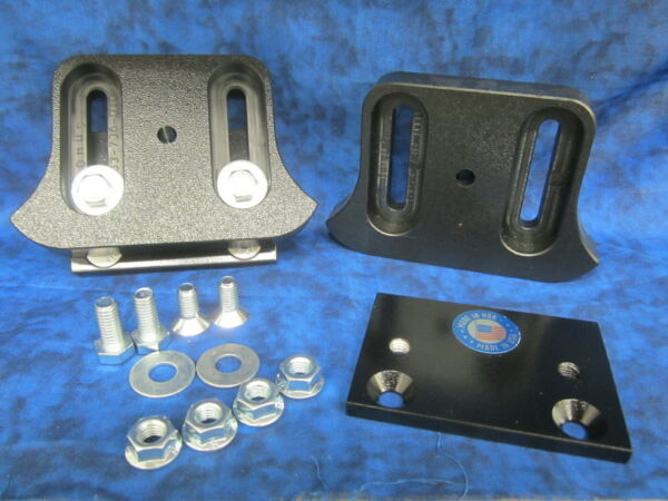 76153 736 010 Honda Snowblower skid shoe Poly Single Wear Surface W Adapter kit
