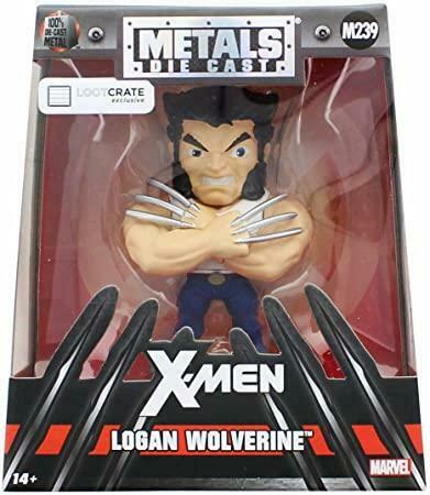 Metal Die Cast: X Men: Old Man Logan Wolverine