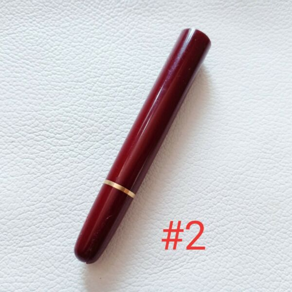 Spare Part MontbLanc Rollerball Fountain Pen Burgundy For Restorations Only USED $22.00
