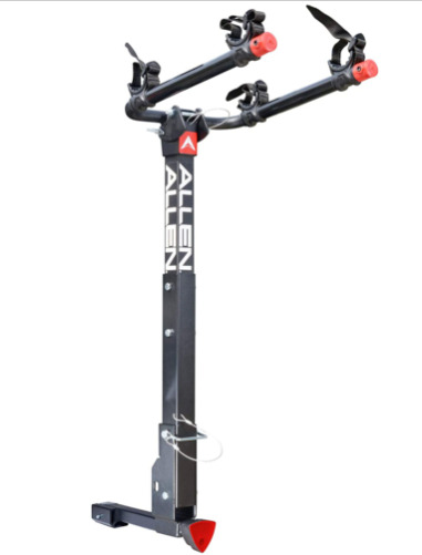 AllenSports Deluxe 2 Bike Hitch Bike Carrier 522RR ** BRAND NEW SEALED IN BOX** $109.95