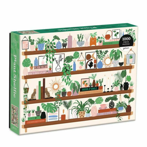 Galison FIND Momo The Dog 1000 Piece Search amp; Find Jigsaw Puzzle NEW $27.72