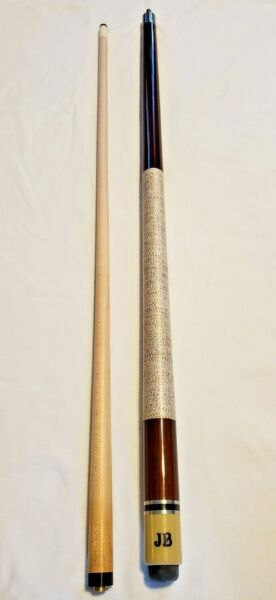 *NEW VINTAGE* 2 Piece JB Pool Cue by Competition **FREE SHIPPING *QTY DISCOUNT**