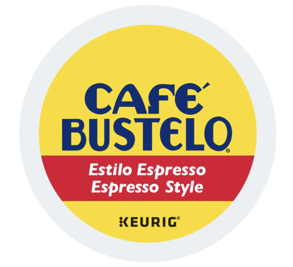Cafe Bustelo Espresso Roast Keurig K Cups 24 Count FREE SHIPPING