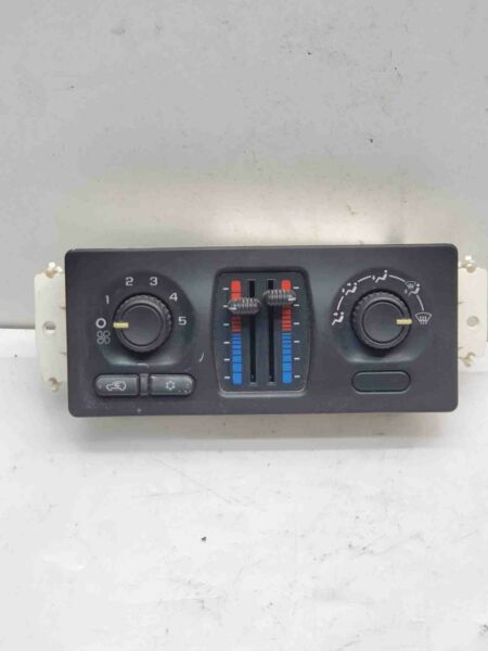 2003 GMC SIERRA 1500 HEATER AC CONTROL PANEL MANUAL AUX CONTROL OPT CJ3 15189435