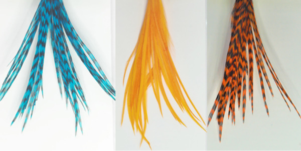 Metz Genetic Hackle Packs Cock Neck Hackle Dyed Select Sizes GBP 6.50