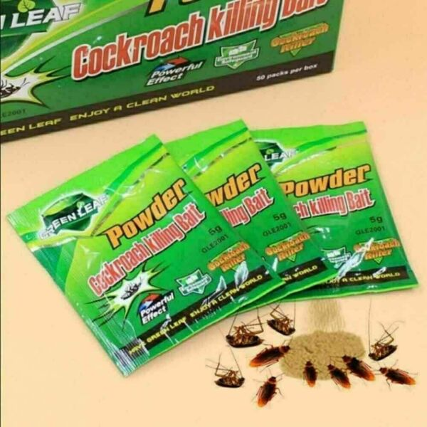 Cockroach Killer Powder How To Get Rid of Roach Best Killing Bait $13.95