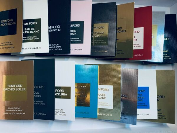 Men Perfume Samples Fragrance Designer CHOOSE YOUR OWN Combined Shipping $3.95