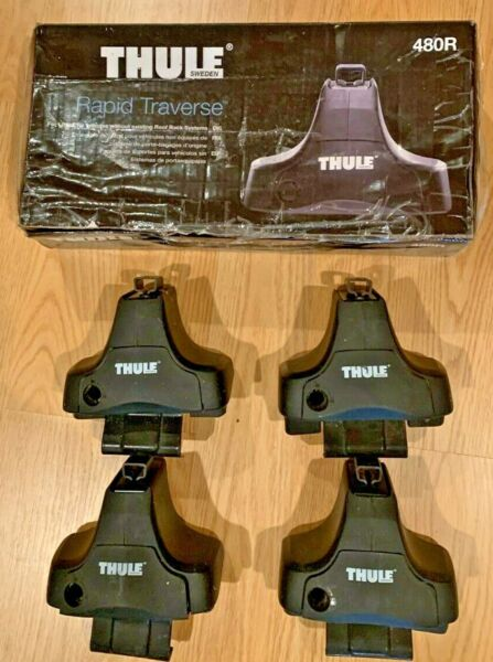 THULE Rapid Traverse 480R Set of 4 Towers for Thule Roof Rack System $139.00
