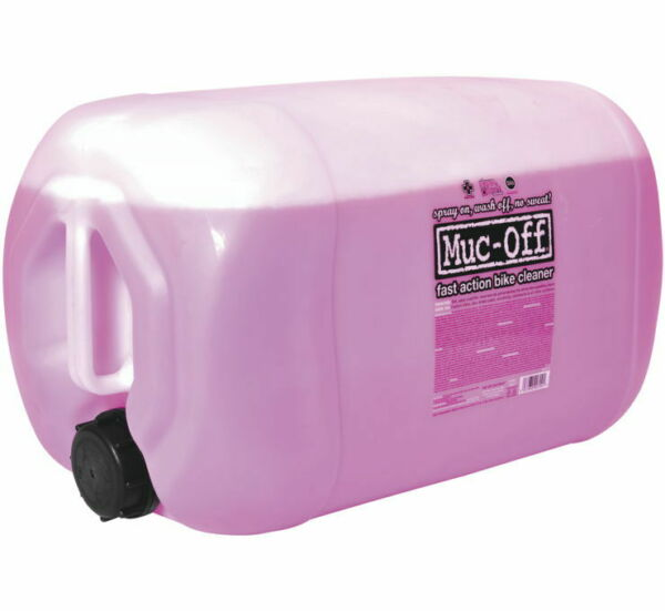 Muc Off Muc Off Nano Tech Motorcycle Cleaner 25 liters Tap Included 906US $117.99