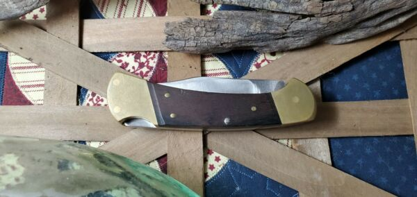 Buck 112 Knife Two Dot
