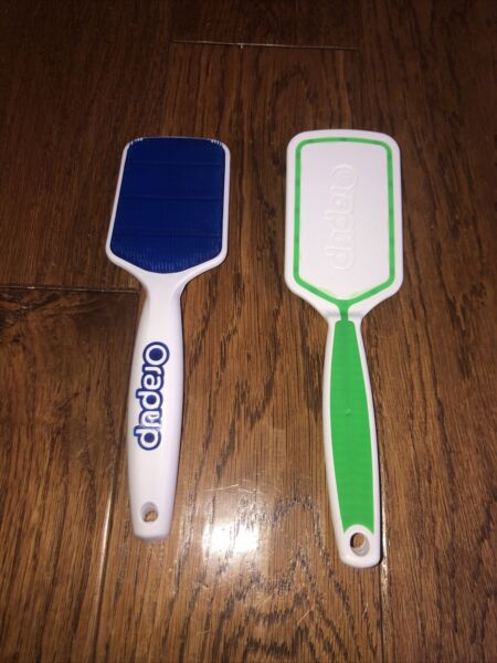 Lot Of 2 OraPup Large Dog Bad Breath Tongue Cleaner Brush Colors Vary Ora Pup $25.00