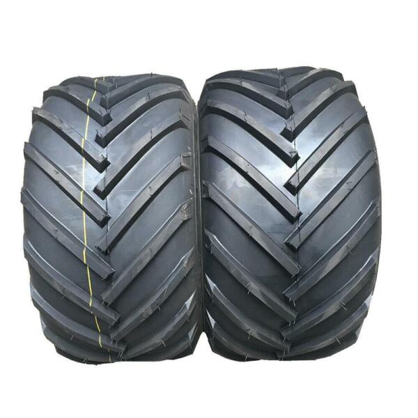 2Pcs of Garden Lawn Mowers Tires 1760Lbs 23x10.50 12 PLY:6