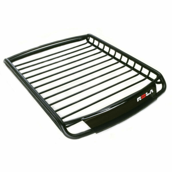 ROLA Vortex Roof Top Cargo Basket for Full Size Cars SUVs and Vans Black $216.00