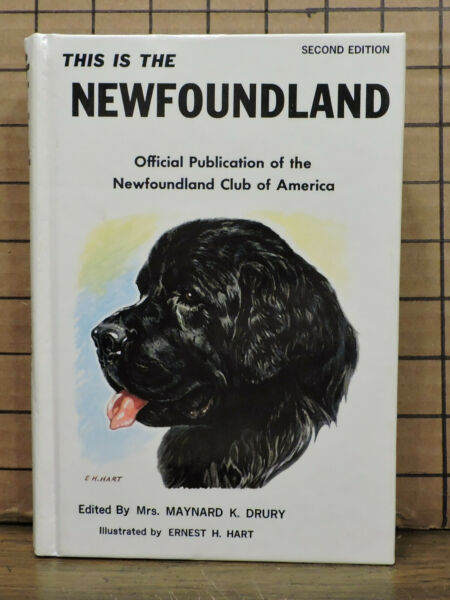 This is the Newfoundland Club of America DOG LB#147 C $20.00