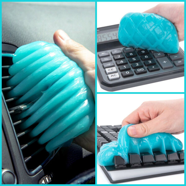 Cleaning Gel Universal Dust Cleaner For PC Keyboard Car Laptop Dusting Clean