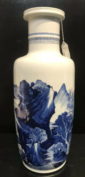 Antique Chinese Blue and white Large Vase Sold at Christie's in 2014 Beautiful $19999.00