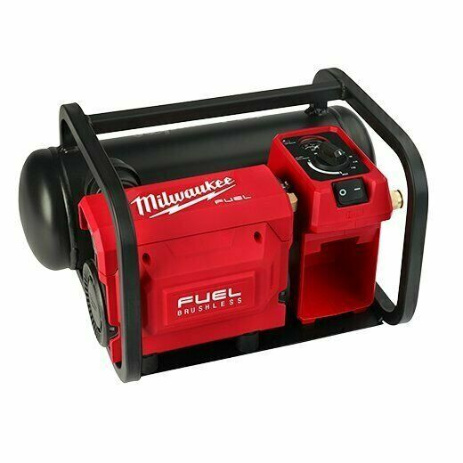 Milwaukee 2840 20 M18 FUEL 18V Brushless Cordless 2 Gal Compact Quiet Compressor
