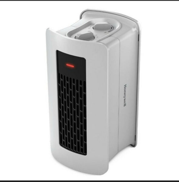 Electric Heater and Fan Dual Position Portable Desktop Space Heater 3 Settings $37.99