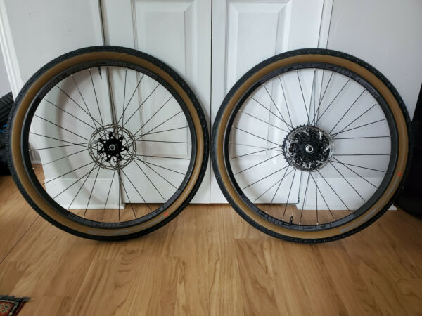 White Industries CLD DT Swiss Carbon Wheelset $1050.00