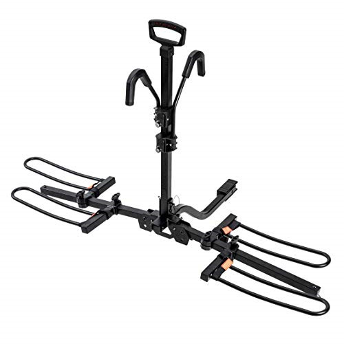 HYPERAX Hitch Mounted E Bike Rack Carrier for 2 inch 1.25 inch Receivers Fits $353.60