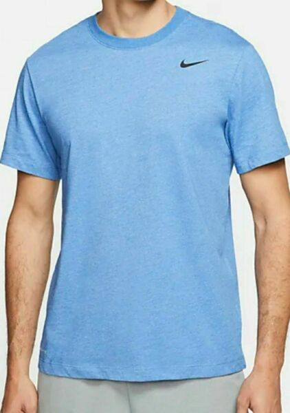 Nike Dri FIT Men#x27;s Training T Shirt New