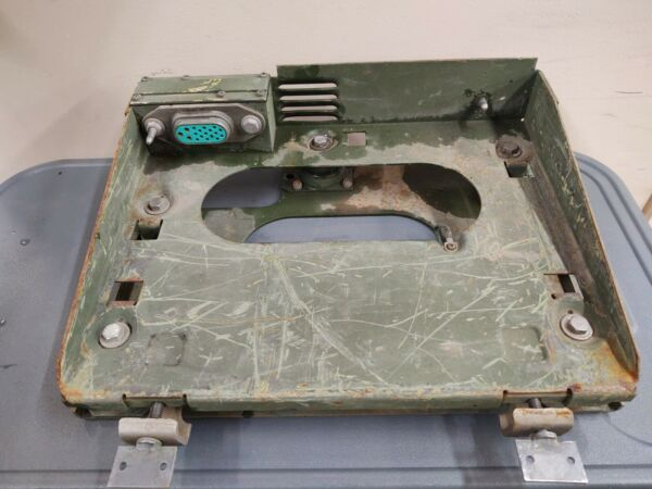 Military Radio Receiver Rack MT 1029 MOUNT for transceivers RT 246 RT 524 VRC $29.95