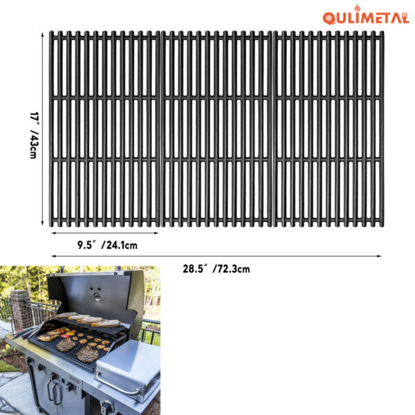 Cooking Grates for Charbroil 463242715 463242716 463276016 466242715 466242815