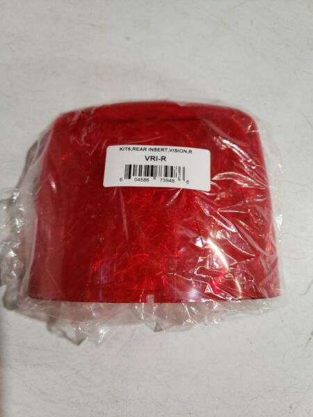 FEDERAL SIGNAL Vision Vector rear dome insert NEW many available
