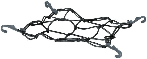Delta Cargo Net for Bike Mounted Racks Nylon Hooks Fits Any Bicycle Rack $13.77