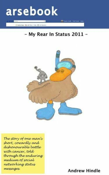 Arsebook: My Rear In Status 2011 $11.15
