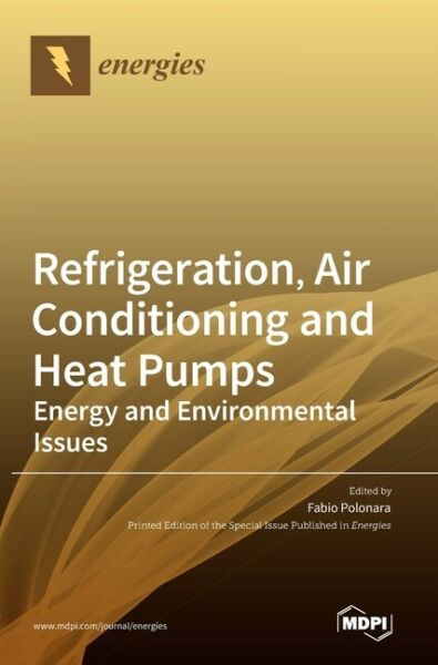 Refrigeration Air Conditioning And Heat Pumps: Energy And Environmental Is... $48.12