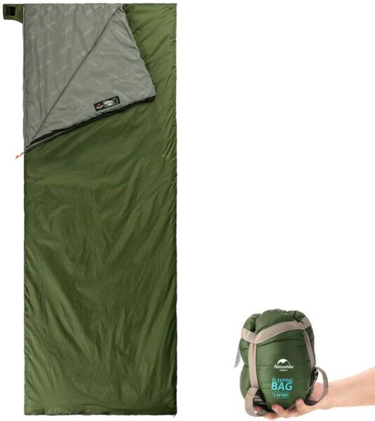 Portable Compact Waterproof Sleeping Bag Outdoor Survival Travel Hiking Camping $20.99