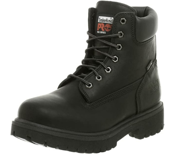 NEW Timberland PRO Men Direct Attach 6quot; Steel Toe Lace Up Leather Boots 26038 $95.00