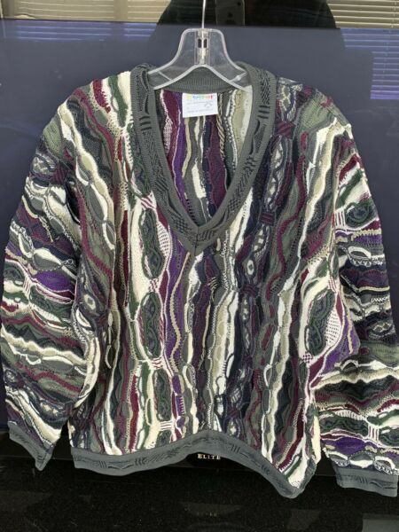 coogi sweater large $184.00