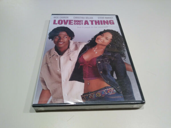 Love Don#x27;t Cost A Thing DVD Nick Cannon Steve Harvey 2003 SEALED $6.50
