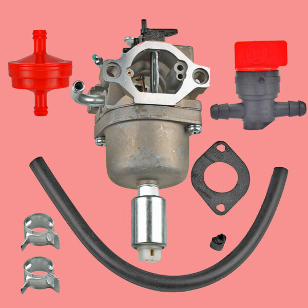Carburetor Kit Briggs and Stratton For 796109 591731 594593 14.5hp 21hp Carb $15.99