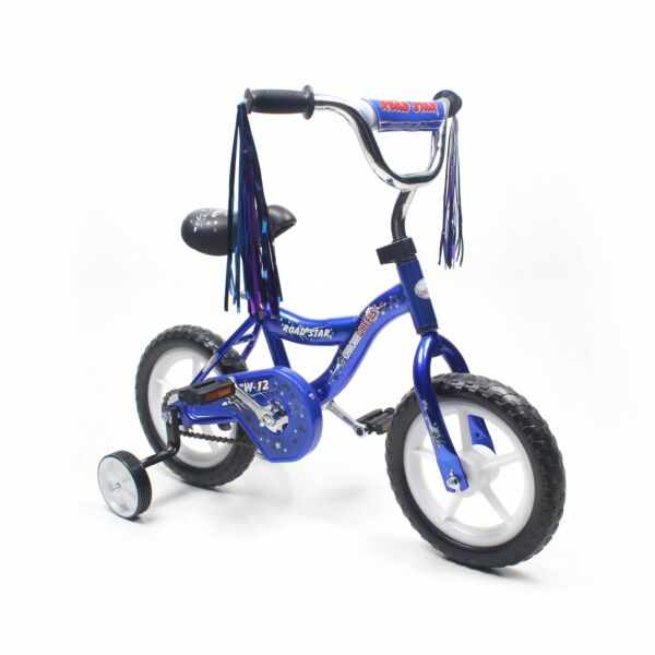 ChromeWheels BMX 12quot; Kid#x27;s Bike for 2 4 Years Old Bicycle for Girls with Front $48.99