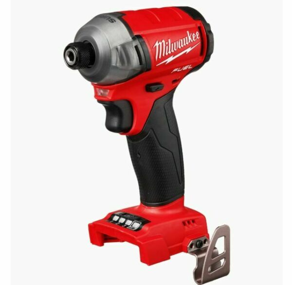 Milwaukee 2760 20 M18 FUEL™ SURGE™ 1 4quot; Hex Hydraulic Driver Tool Only $119.75