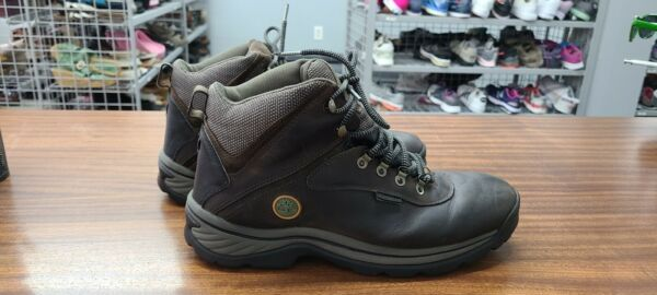 Timberland White Ledge Boots for Men Size 12 Dark Brown $45.00